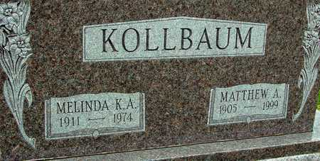 KOLLBAUM, MATT & MELINDA - Ida County, Iowa | MATT & MELINDA KOLLBAUM