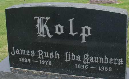 KOLP, JAMES & IDA - Ida County, Iowa | JAMES & IDA KOLP