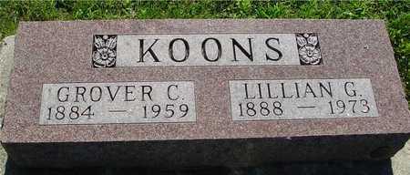 KOONS, GROVER & LILLIAN - Ida County, Iowa | GROVER & LILLIAN KOONS