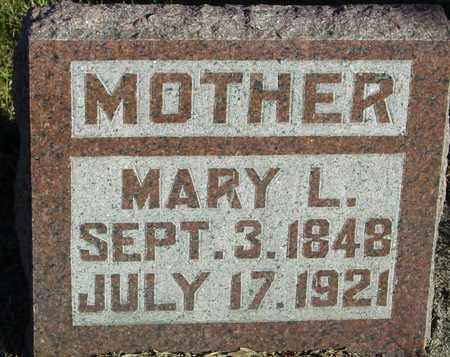 KOPP, MARY L. - Ida County, Iowa | MARY L. KOPP
