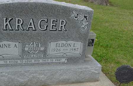 KRAGER, ELDON L. - Ida County, Iowa | ELDON L. KRAGER