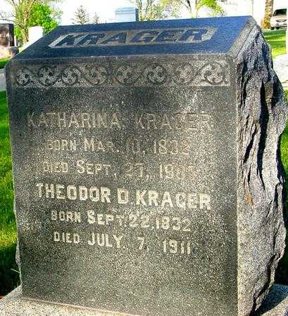 KRAGER, THEODOR - Ida County, Iowa | THEODOR KRAGER