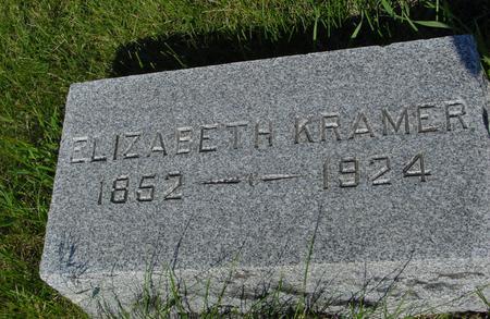 KRAMER, ELIZABETH - Ida County, Iowa | ELIZABETH KRAMER