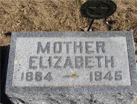 KRICK, ELIZABETH - Ida County, Iowa | ELIZABETH KRICK