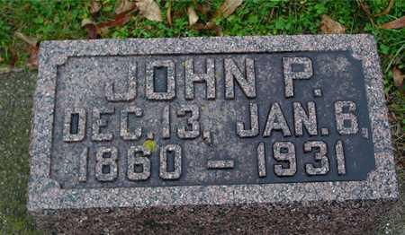 KRICK, JOHN P. - Ida County, Iowa | JOHN P. KRICK