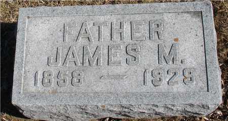 KRICK, JAMES M. - Ida County, Iowa   JAMES M. KRICK