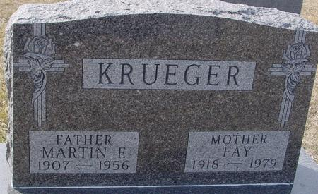 KRUEGER, MARTIN & FAY - Ida County, Iowa | MARTIN & FAY KRUEGER