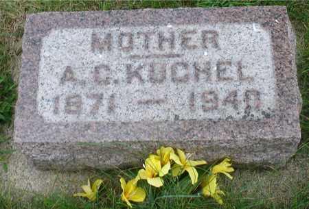 KUCHEL, A. C. - Ida County, Iowa | A. C. KUCHEL