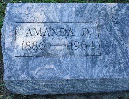 KUCHEL, AMANDA D. - Ida County, Iowa   AMANDA D. KUCHEL