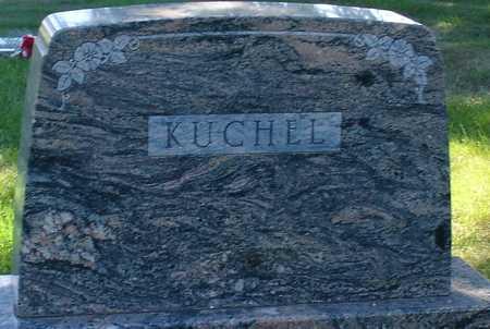 KUCHEL, FAMILY MARKER - Ida County, Iowa | FAMILY MARKER KUCHEL