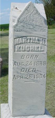 KUCHEL, MARTHA H. - Ida County, Iowa | MARTHA H. KUCHEL
