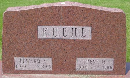 KUEHL, EDWARD - Ida County, Iowa   EDWARD KUEHL