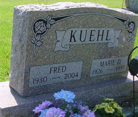 KUEHL, FRED & MARIE - Ida County, Iowa | FRED & MARIE KUEHL