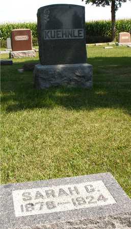 KUEHNLE, SARAH G. - Ida County, Iowa | SARAH G. KUEHNLE