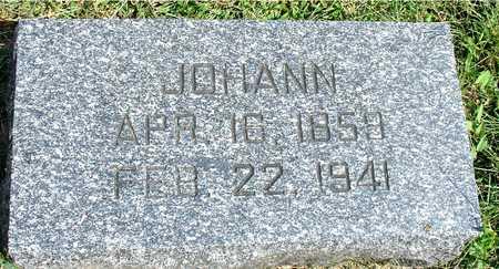 KUHRTS, JOHANN - Ida County, Iowa | JOHANN KUHRTS