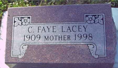 LACEY, C. FAYE - Ida County, Iowa   C. FAYE LACEY