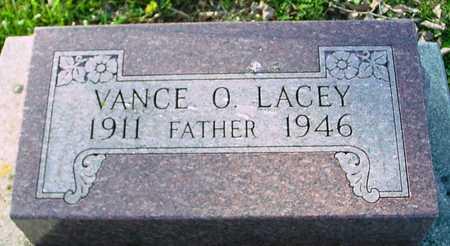 LACEY, VANCE O. - Ida County, Iowa   VANCE O. LACEY