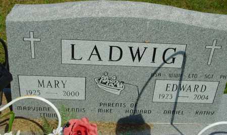 LADWIG, EDWARD & MARY - Ida County, Iowa | EDWARD & MARY LADWIG