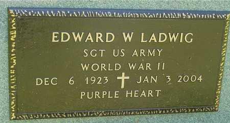 LADWIG, EDWARD D. - Ida County, Iowa | EDWARD D. LADWIG