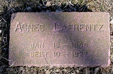 LAFRENTZ, AGNES - Ida County, Iowa | AGNES LAFRENTZ