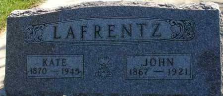 LAFRENTZ, JOHN & KATE - Ida County, Iowa | JOHN & KATE LAFRENTZ