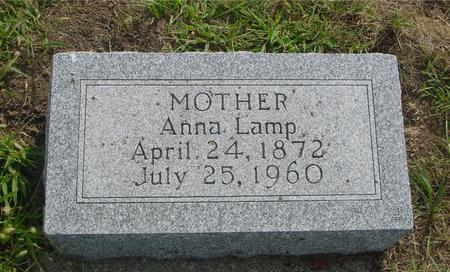 LAMP, ANNA - Ida County, Iowa | ANNA LAMP
