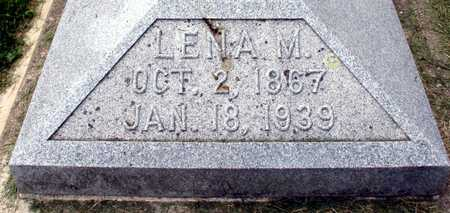 LAMP, LENA M. - Ida County, Iowa | LENA M. LAMP