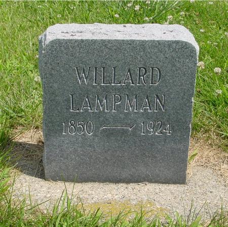 LAMPMAN, WILLARD - Ida County, Iowa | WILLARD LAMPMAN