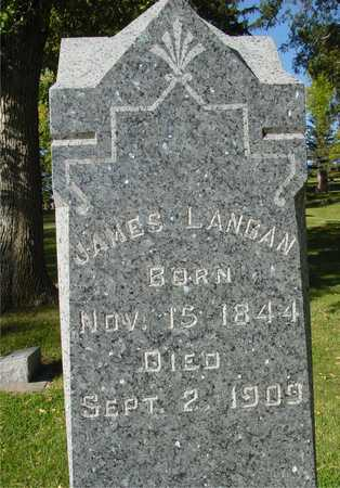LANGAN, JAMES - Ida County, Iowa | JAMES LANGAN