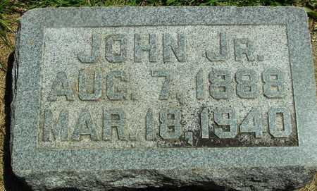 LANSINK, JOHN JR. - Ida County, Iowa | JOHN JR. LANSINK