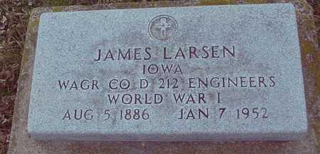 LARSEN, JAMES - Ida County, Iowa | JAMES LARSEN