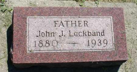 LECKBAND, JOHN J. - Ida County, Iowa   JOHN J. LECKBAND