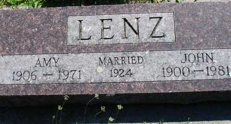 LENZ, JOHN & AMY - Ida County, Iowa | JOHN & AMY LENZ