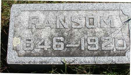 LEONARD, RANSOM - Ida County, Iowa | RANSOM LEONARD
