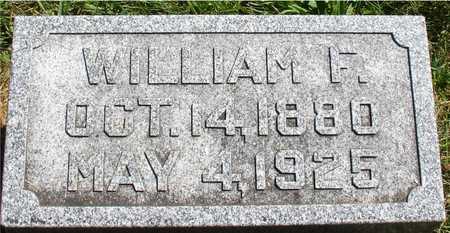 LEONARD, WILLIAM F. - Ida County, Iowa | WILLIAM F. LEONARD
