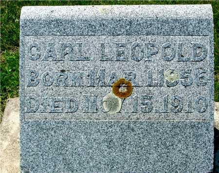 LEOPOLD, CARL - Ida County, Iowa | CARL LEOPOLD