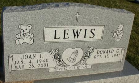 LEWIS, JOAN I. - Ida County, Iowa | JOAN I. LEWIS