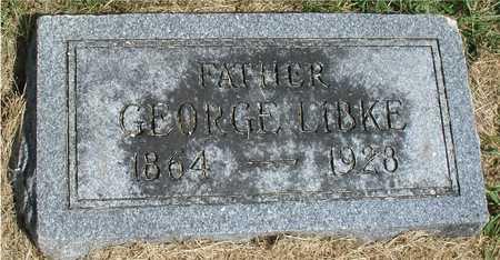 LIBKE, GEORGE - Ida County, Iowa | GEORGE LIBKE
