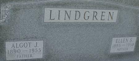 LINDGREN, ALGOT J. - Ida County, Iowa   ALGOT J. LINDGREN