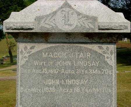 LINDSAY, JOHN - Ida County, Iowa | JOHN LINDSAY