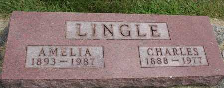 LINGLE, CHARLES & AMELIA - Ida County, Iowa   CHARLES & AMELIA LINGLE