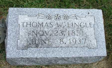 LINGLE, THOMAS W. - Ida County, Iowa   THOMAS W. LINGLE