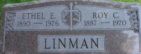 LINMAN, ROY C. - Ida County, Iowa | ROY C. LINMAN
