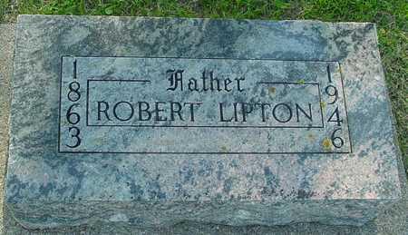 LIPTON, ROBERT - Ida County, Iowa   ROBERT LIPTON
