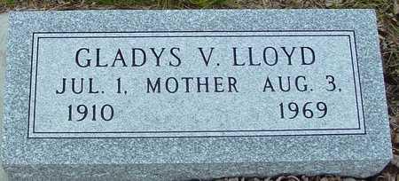 LLOYD, GLADYS V. - Ida County, Iowa | GLADYS V. LLOYD