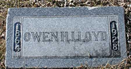 LLOYD, OWEN H. - Ida County, Iowa | OWEN H. LLOYD