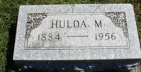 HOLST LOHAFER, HULDA MARGARET - Ida County, Iowa   HULDA MARGARET HOLST LOHAFER