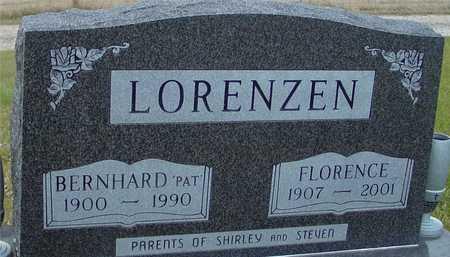 LORENZEN, BERNHARD & FLORENCE - Ida County, Iowa | BERNHARD & FLORENCE LORENZEN