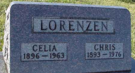 LORENZEN, CHRIS & CELIA - Ida County, Iowa | CHRIS & CELIA LORENZEN