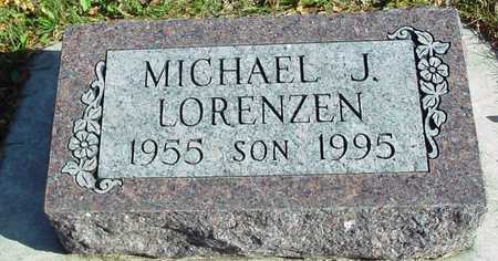LORENZEN, MICHAEL J. - Ida County, Iowa | MICHAEL J. LORENZEN